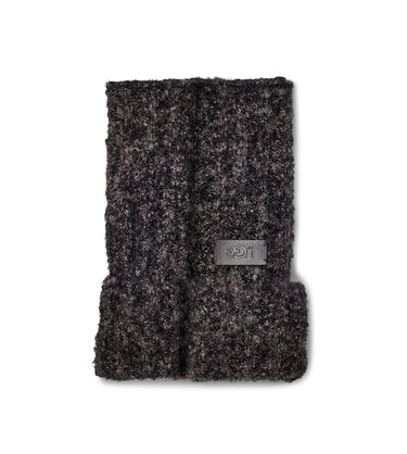 Knit Boucle Armwarmer