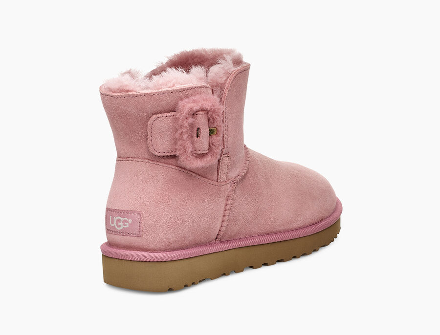 Mini Bailey Fluff Buckle Boot  - Image 4 of 6