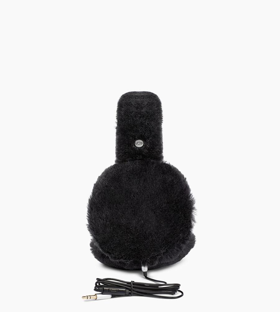 Exposed Sheepskin Earmuff - Image 2 of 2