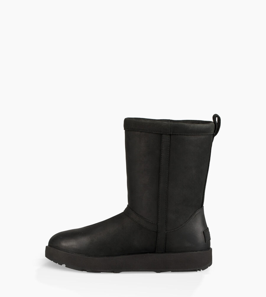 Classic Short Leather Weather Boot - Image 3 of 6