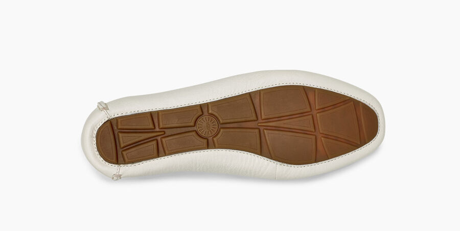 Flores Leather Flat - Image 6 of 6