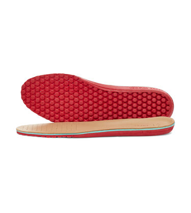 Premium Leather Insole Alternative View