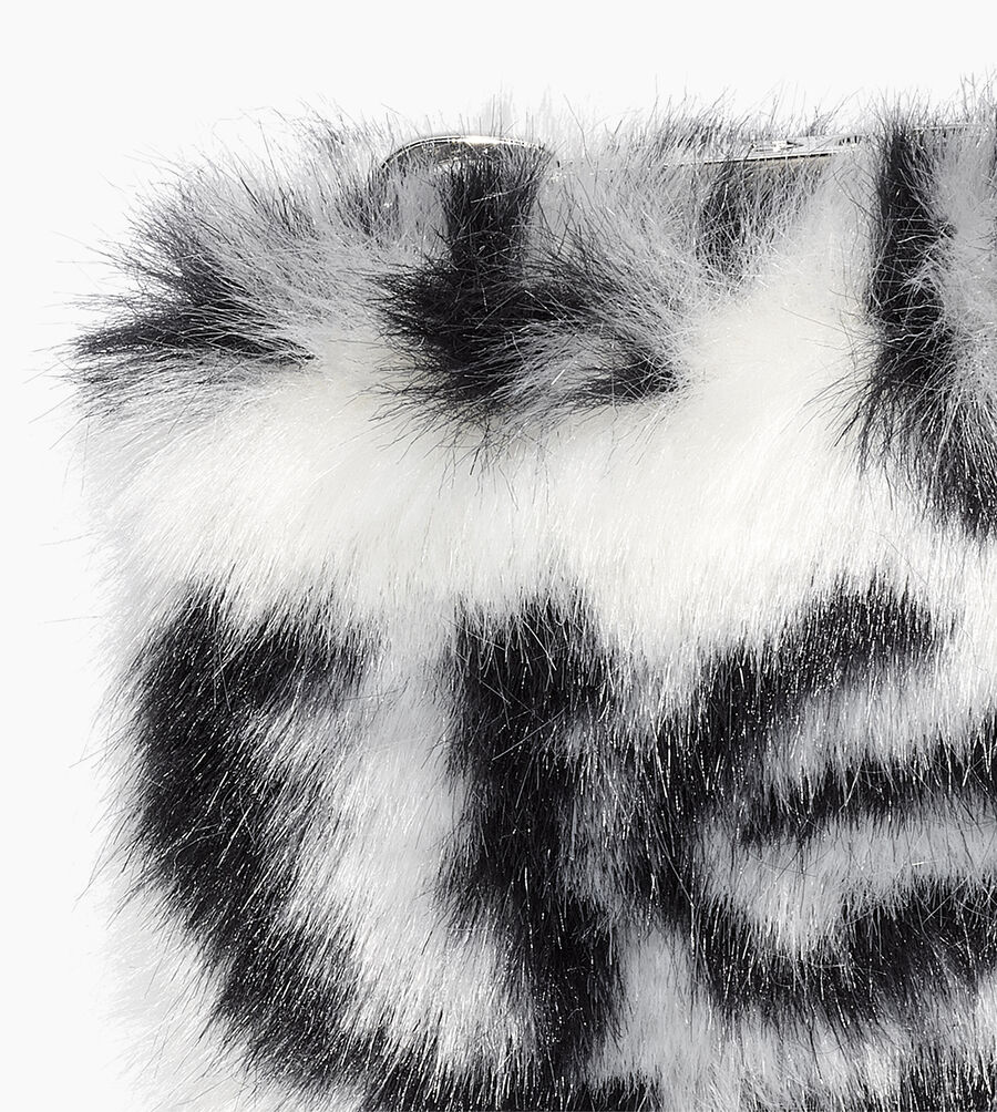 Small Zip Pouch Faux Fur - Image 5 of 5