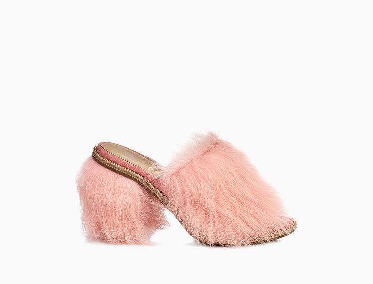 Rosa Fluff Heel