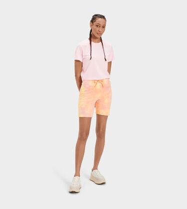 Zahara Biker Short Tie Dye Alternative View