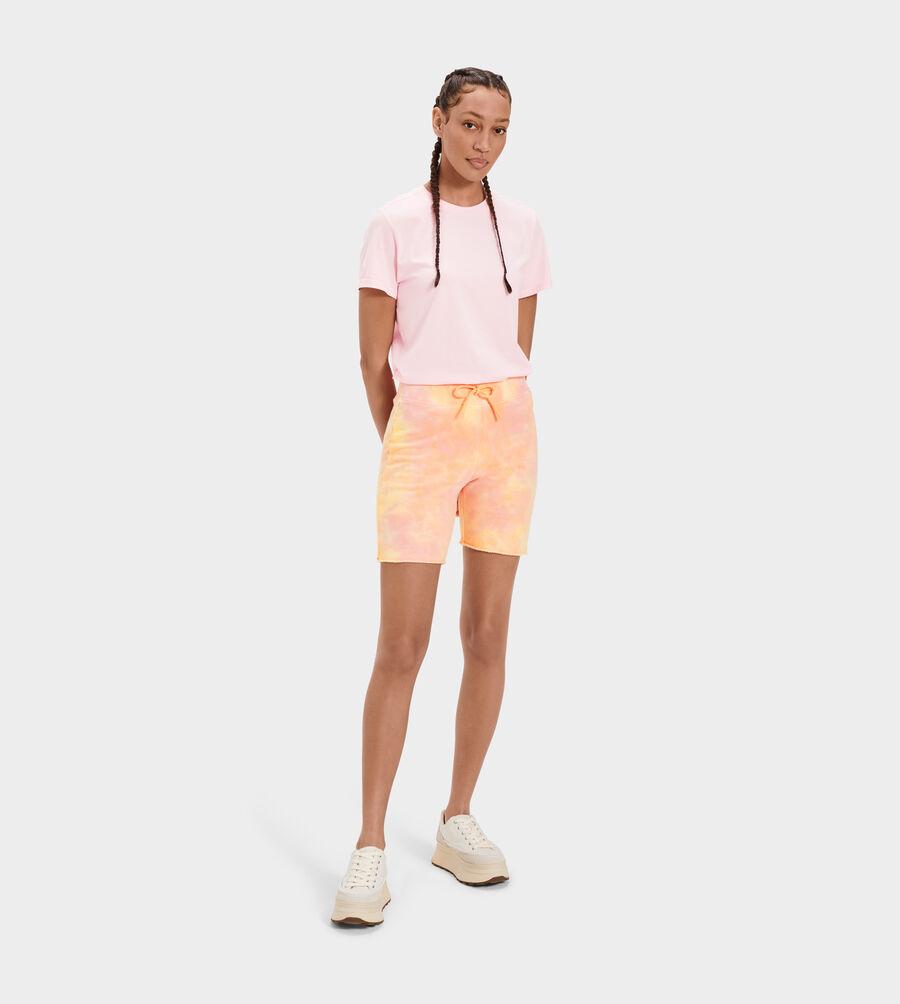 Zahara Biker Short Tie Dye - Image 2 of 5