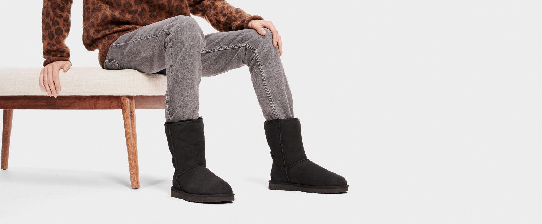Men's Classic Short Boot   UGG® Official