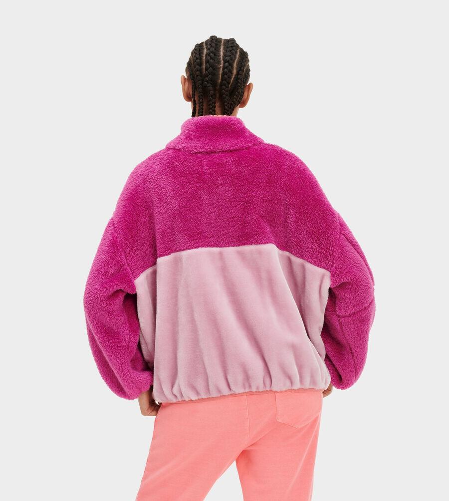 Marlene Sherpa Jacket - Image 2 of 4