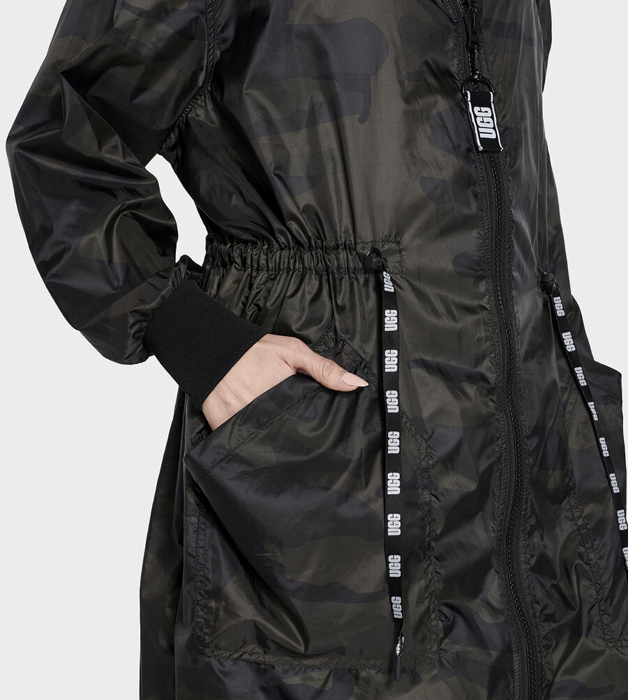Carinna Hooded Anorak Jacket - Image 5 of 5