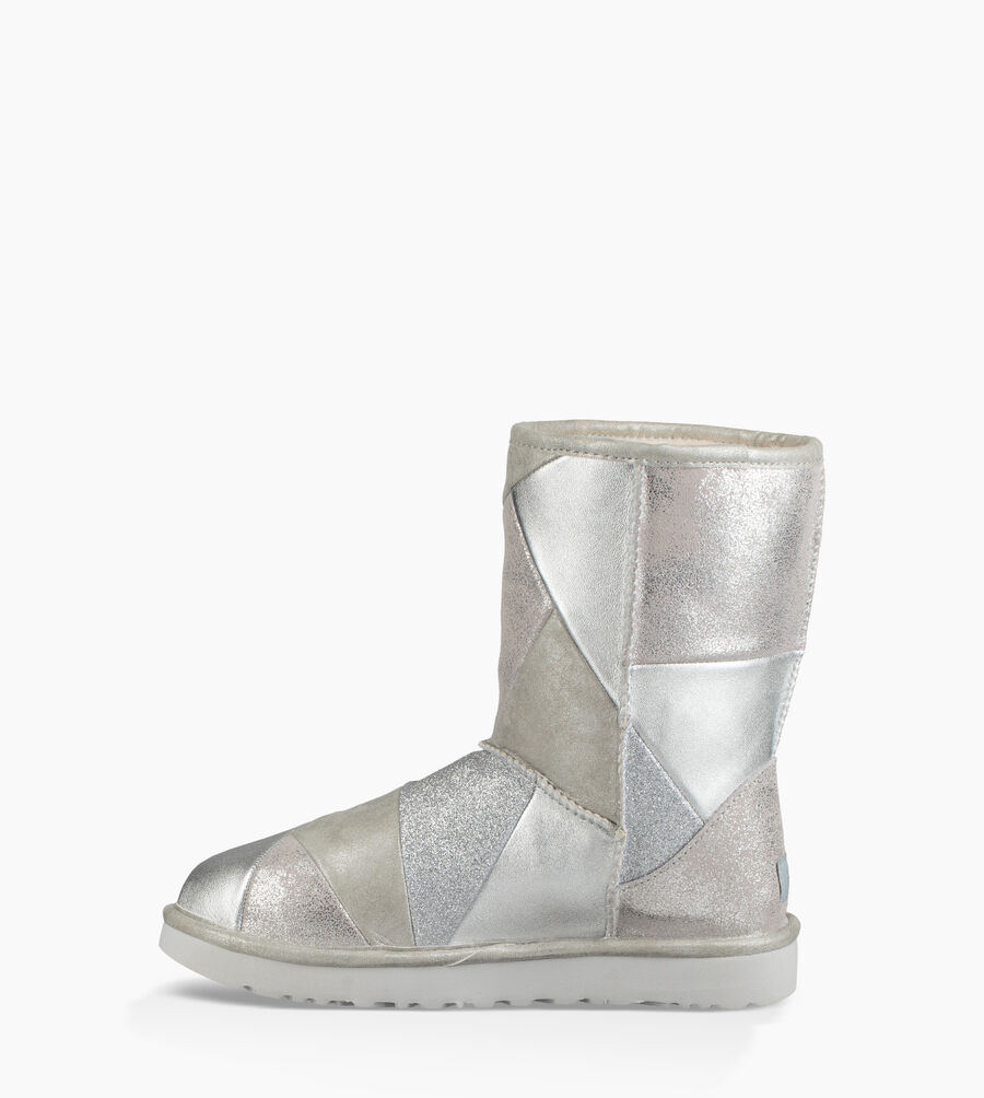 Classic Glitter Patchwork Boot - Image 3 of 6