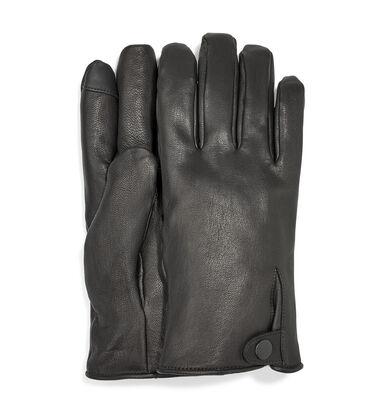 M Tabbed Splice Vent Lthr Glove