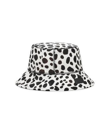 Dalmatian Print Bucket Hat
