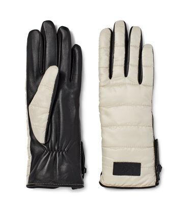 Sherpa Fabric Glove W/ Zipper Alternative View