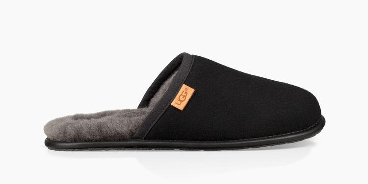 Scuff All Black Slipper