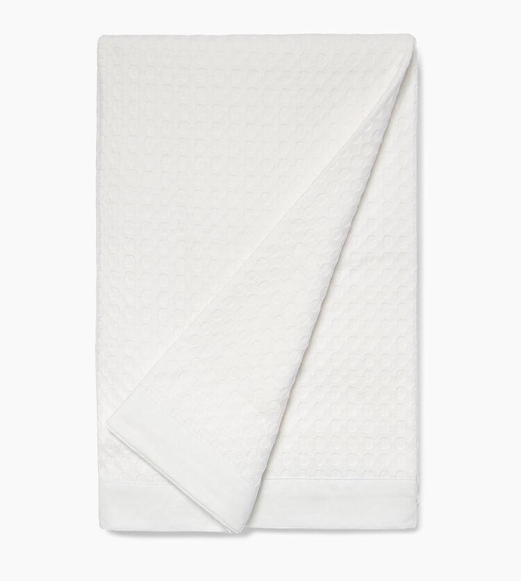 Etta Queen Size Waffle Blanket