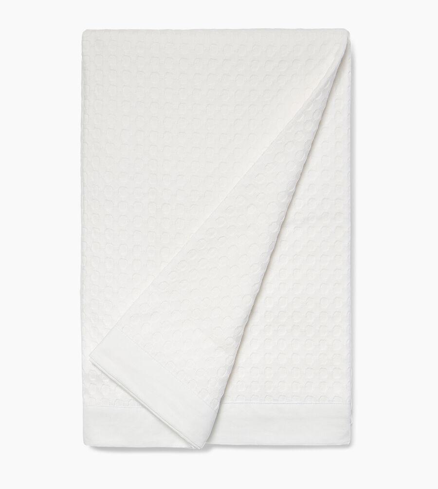 Etta Queen Size Waffle Blanket - Image 1 of 3