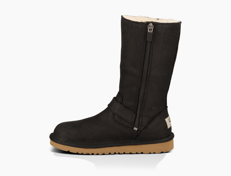 ugg official kensington leather boots ugg com