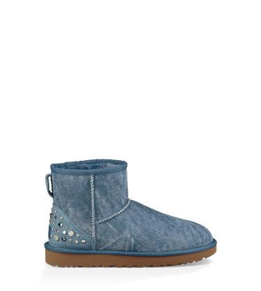 Mini Studded Bling Boot