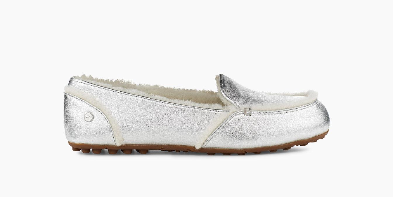 Hailey Metallic Loafer Slipper | UGG