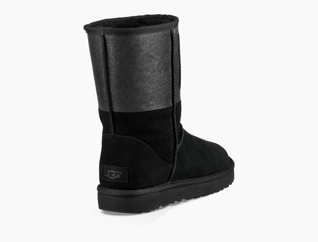 Zoom Classic Short UGG Sparkle Boot - Image 4 of 6