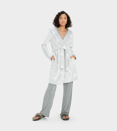 Miranda Fleece Robe