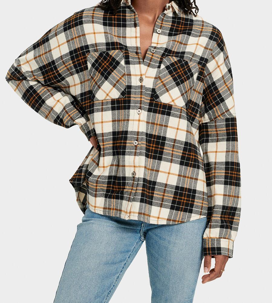 Deborah Flannel Shirt - Image 3 of 6