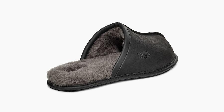 Scuff Leather Slipper - Image 4 of 6