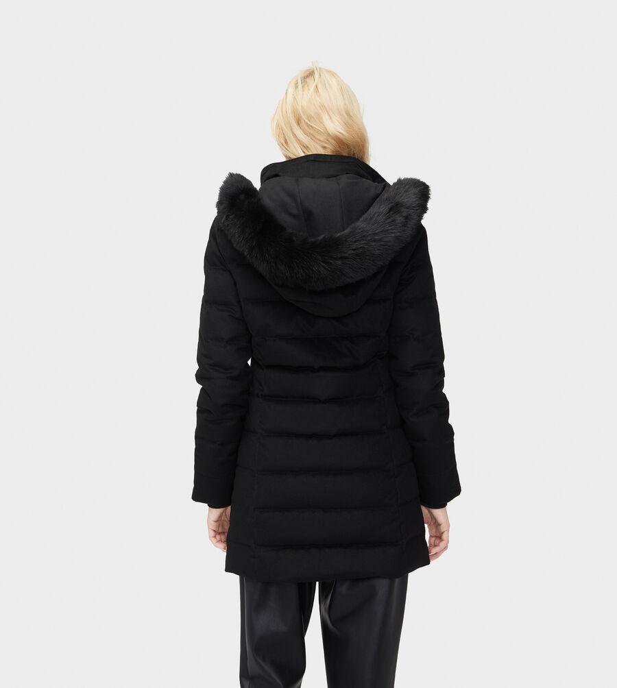 Celeste Wool Coat - Image 3 of 6