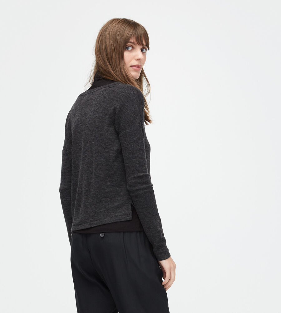 Jersey Knit Long Sleeve Tee - Image 2 of 4