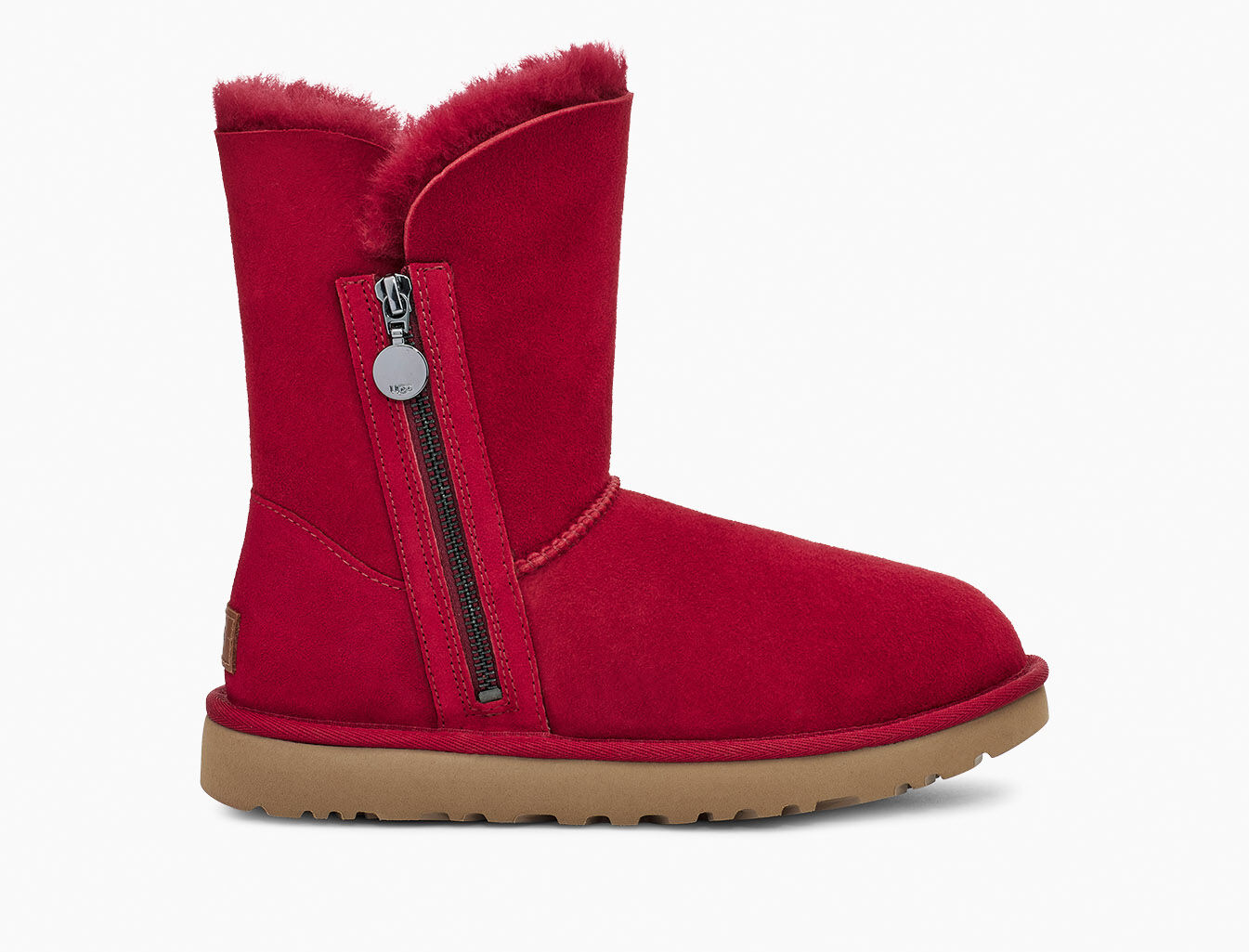 Bailey Zip Short Boot | UGG®