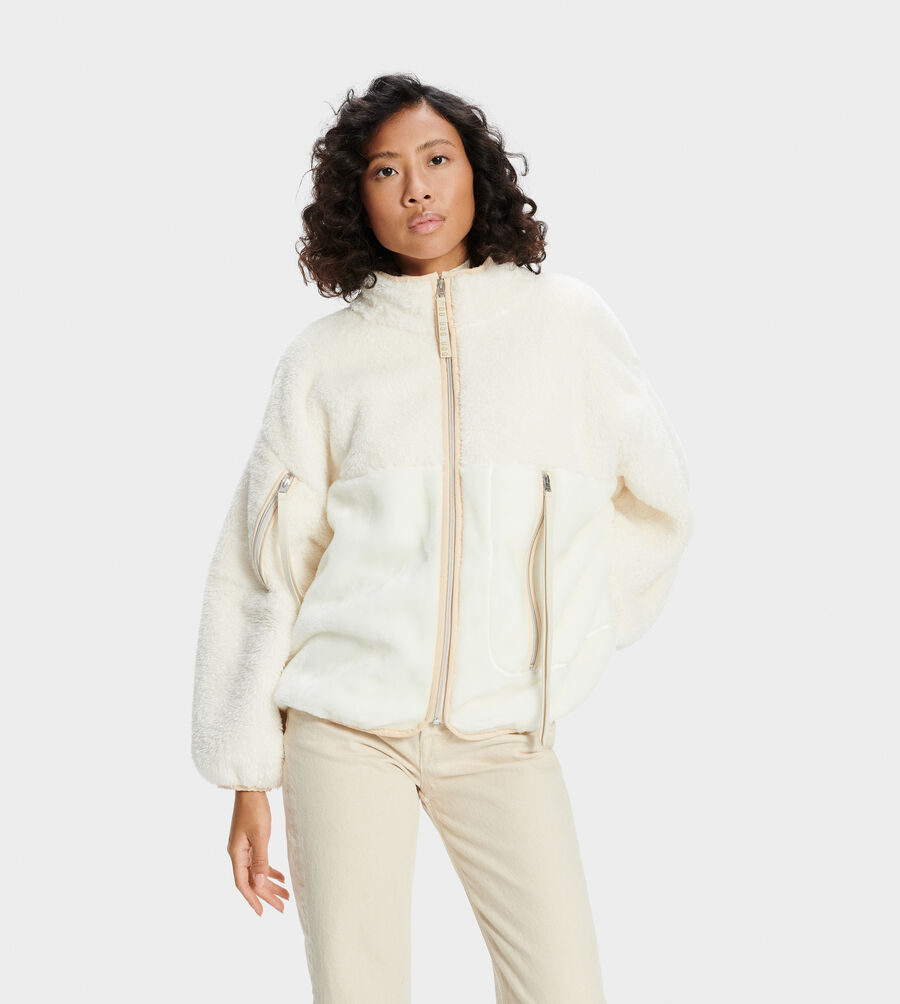 Marlene Sherpa Jacket - Image 1 of 4