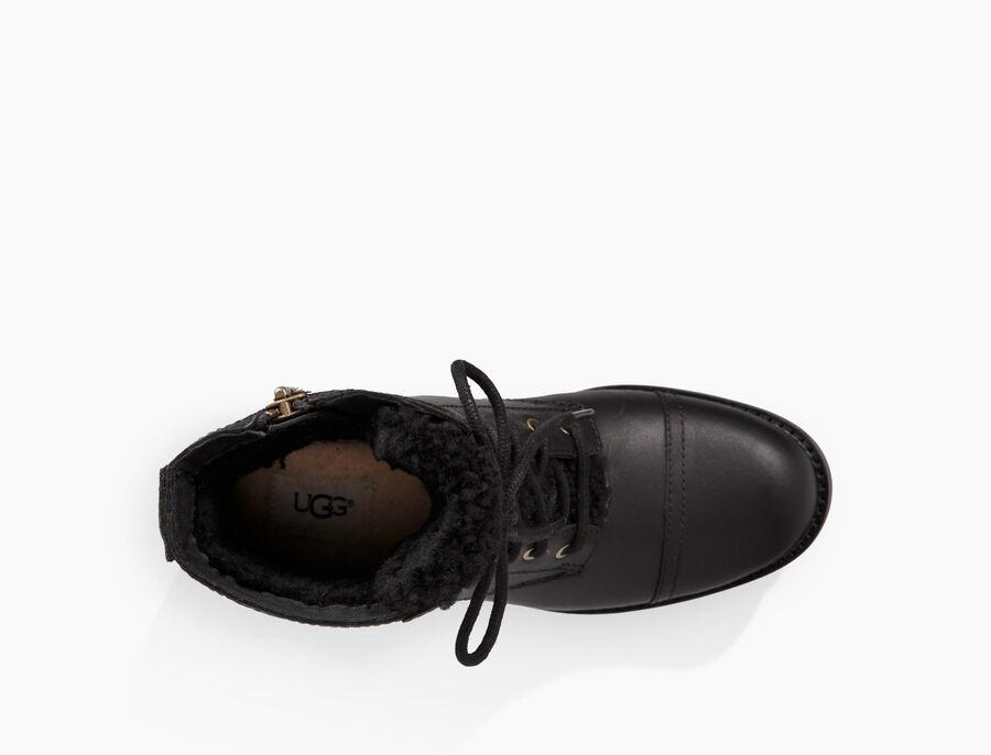 Kilmer Exposed Fur Boot - Image 5 of 6