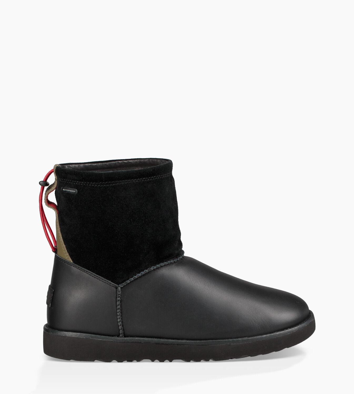 Ugg black for men boots fotos