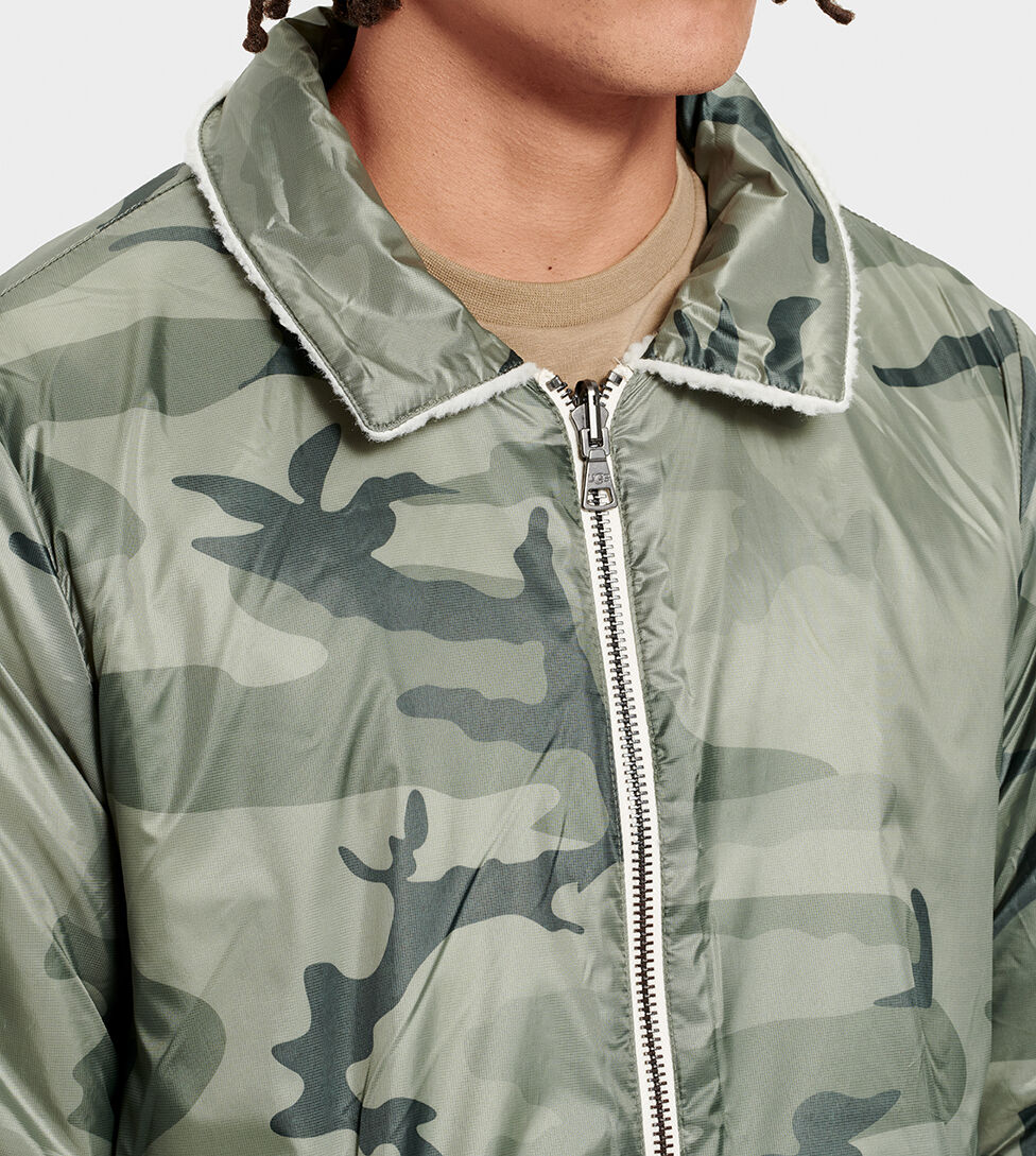 Mace Reversible Sherpa Jacket | UGG Official®