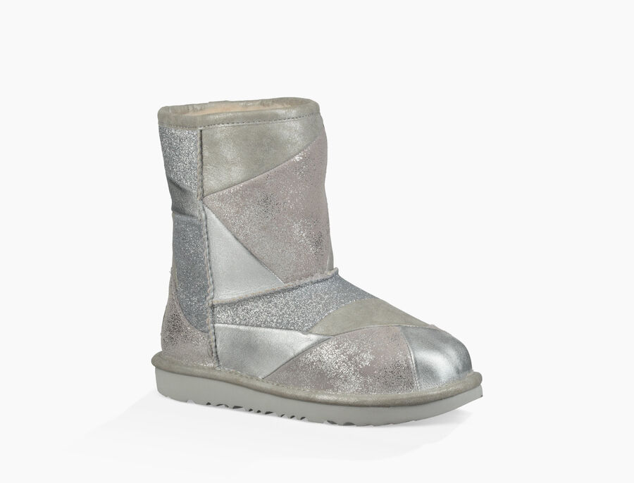 Classic  II Short Patchwork Boot - Image 2 of 6