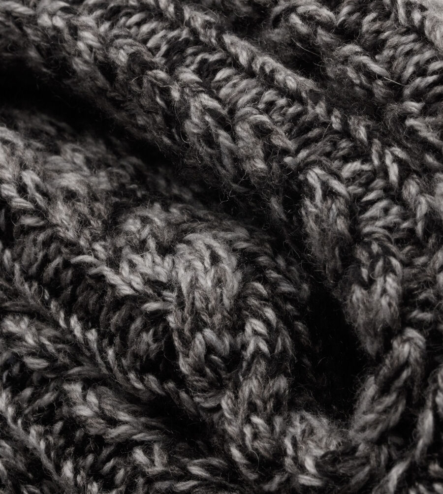 Cable Knit Sock  - Image 2 of 2