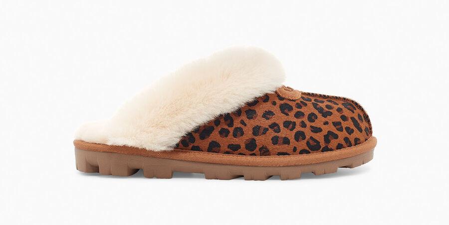 Coquette Leopard Slipper | UGG®