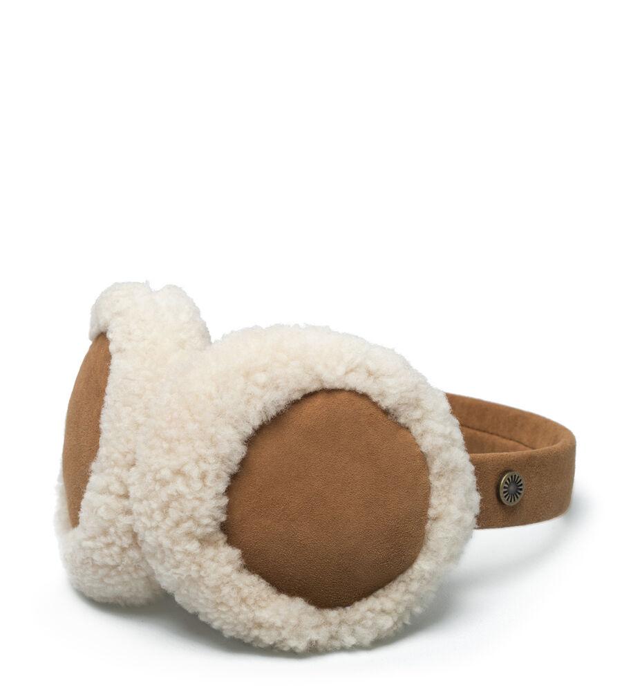 Classic Sheepskin Earmuff - Image 1 of 2