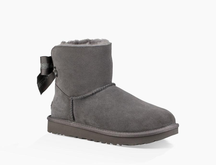 Customizable Bailey Bow Mini Boot - Image 4 of 7