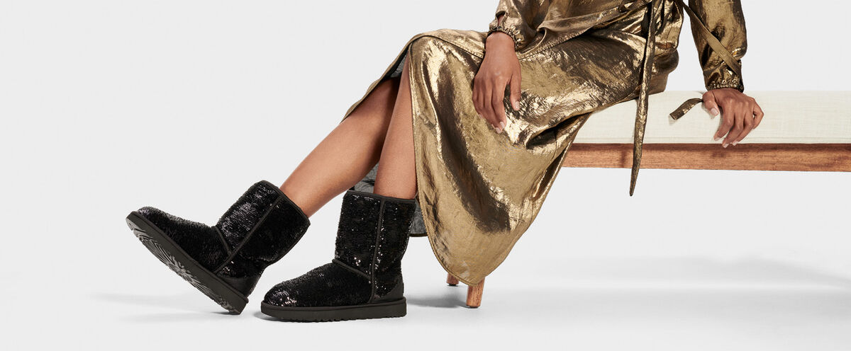 Classic Short Cosmos Sequin - Lifestyle image 1 of 1