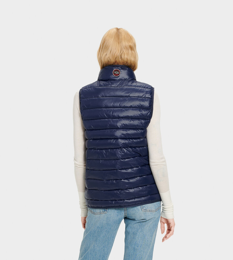 Felton Puffer Vest - Image 3 of 6