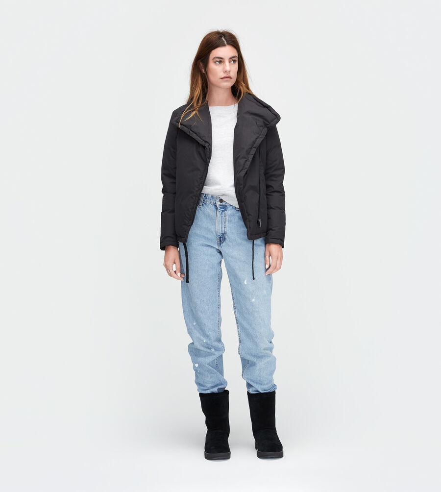 Short Fashion Puffer Jacket - Image 2 of 4
