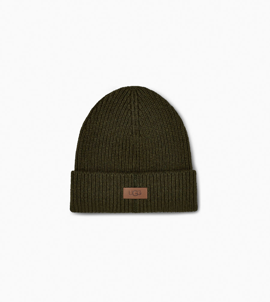 Wide Cuff Rib Hat   UGG Official®
