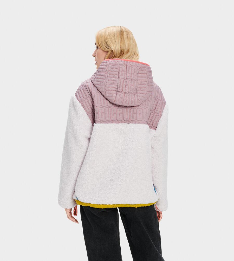 Iggy Sherpa Half Zip Pullover - Image 3 of 4