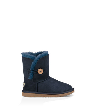 어그 걸즈 부츠 UGG Bailey Button II Boot