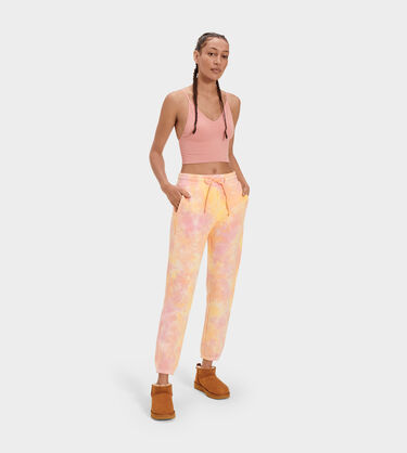 Daniella Sweatpant Tie Dye Alternative View