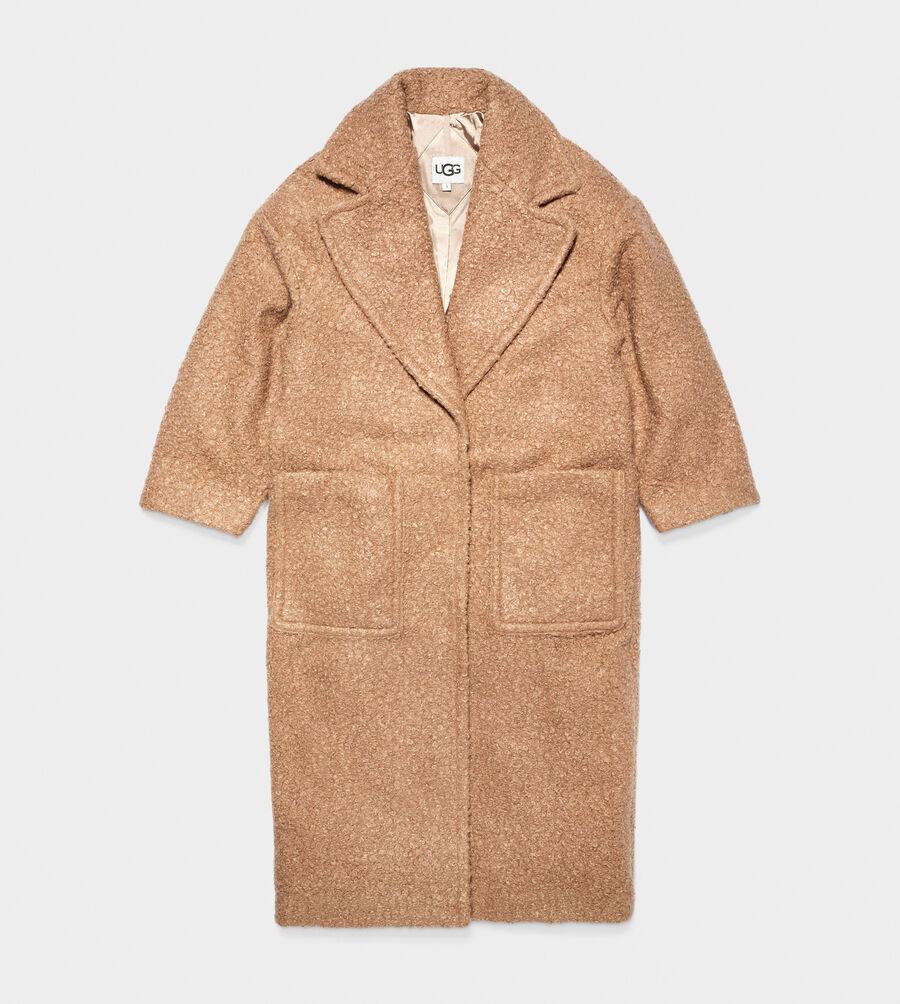 Hattie Long Oversized Coat - Image 5 of 5
