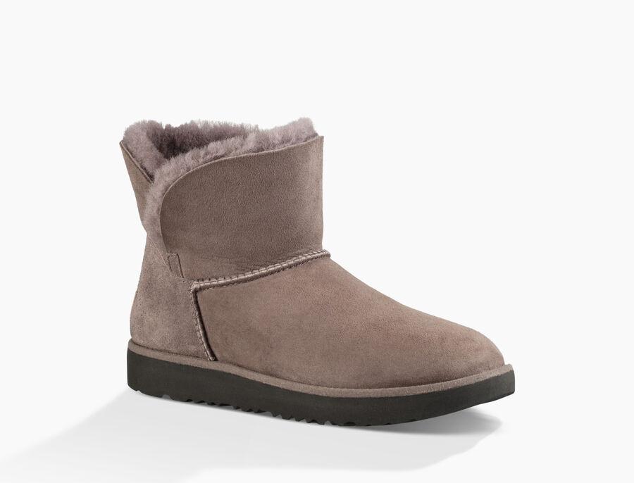 Classic Cuff Mini Boot - Image 2 of 6