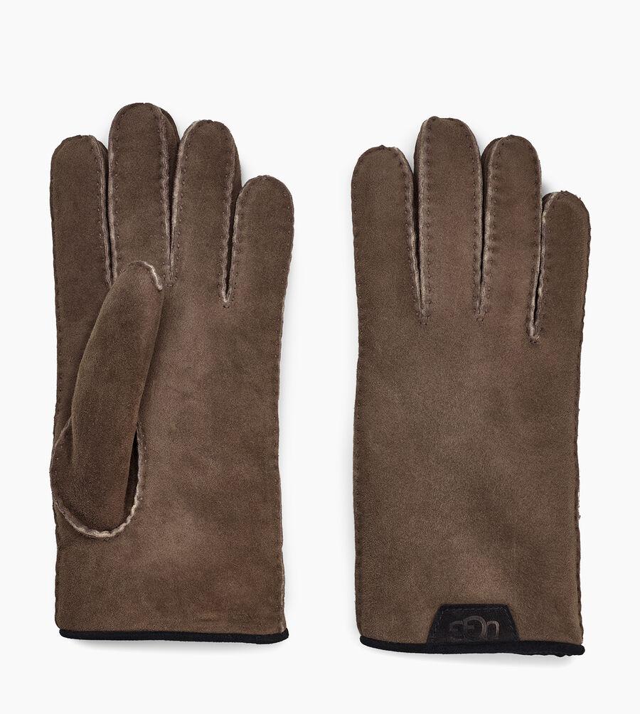 Shearling Glove W/ Lthr Trim - Image 2 of 3