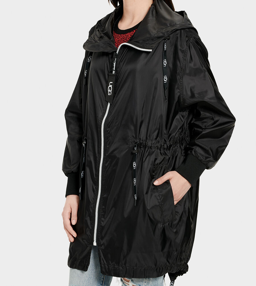 Brittany Hooded Anorak - Image 4 of 6